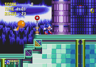 Sonic & Knuckles - Mega Drive
