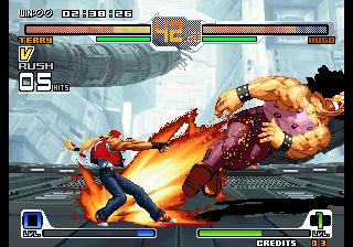 SVC Chaos - 2003