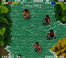 Ikari III - 1989