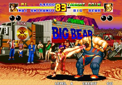 Fatal Fury 2 - 1993