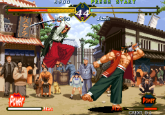 last Blade - 1997