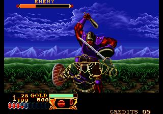 Crossed Swords - Alpha