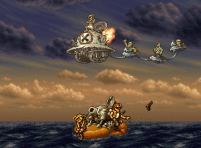 Metal Slug 3 - Nazca