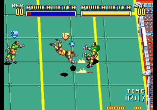 Soccer Brawl - 1991