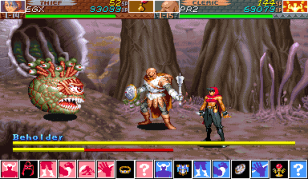 D&D Shadow Over Mystara - 1996