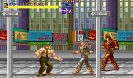 Final Fight - 1989