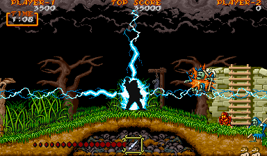 Ghouls & Ghosts - 1988