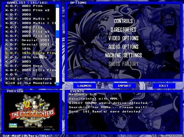 NeoRage X - גירסה מאוחרת ל Neo Rage הישן והטוב