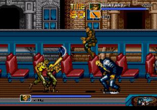 Punisher - Mega Drive