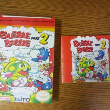 Bubble Bobble 2 Pack