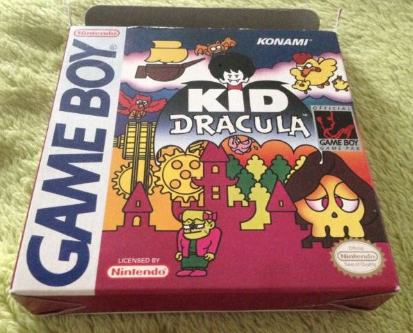 Kid Dracula Pack
