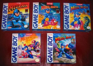 Mega Men Pack