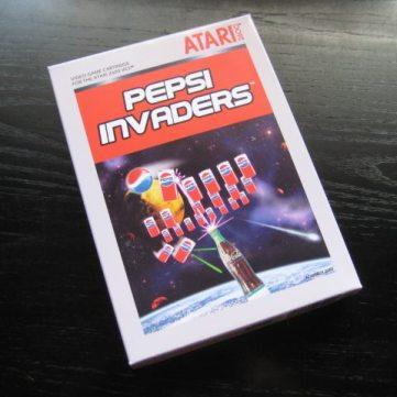 Pepsi Invaders Pack