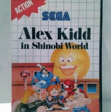 Alex Kidd Shinobi Pack 2