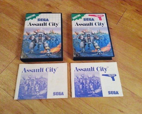 Assault City Pack