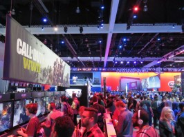 E3-2017-Show-Floor-Playstation-4