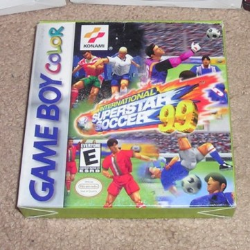 International Superstars Soccer 99 Pack