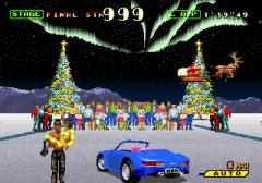 Sega Outrunners Goal