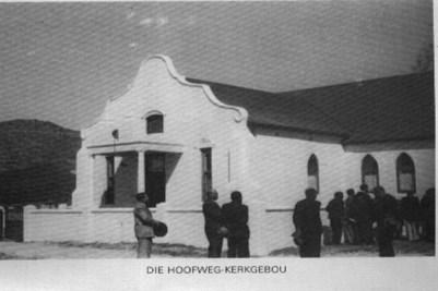 Inauguration of New Church building - Main Road, Tokai
