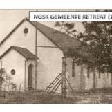Op 7 November 1905 is die NGSK Gemeente Retreat met 180 lidmate, in die skoolgebou langs die Hoofweg te Tokai gestig.