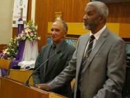 Br. Jampies bedank Br. Dreyer namens die Kerkraad.