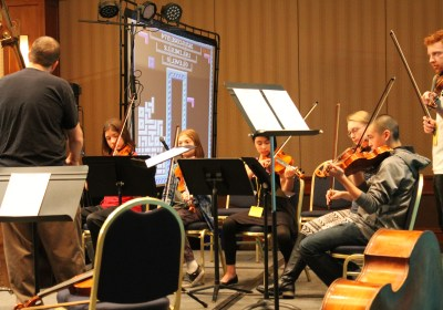 Event: Strings Clinic