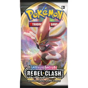 Sword & Shield: Rebel Clash – Booster Pack