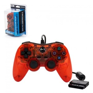 PS2 TTX: Wired Analog Controller 2 – Various Colors