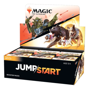 [PRE-ORDER] Magic The Gathering: Jumpstart – Booster Box Display