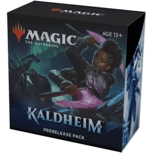 (Pre-Order) Magic: The Gathering – Kaldheim – Pre-Release Kit + 1 Additional Draft Booster Pack