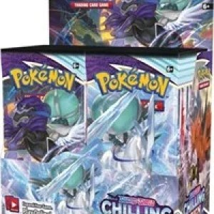 Pokémon: Chilling Reign Booster Box (Preorder)