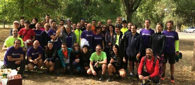 ¡Quedada grupo entrenamiento VG Running!