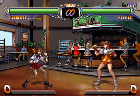 Variable Geo - All Female Fighting Games