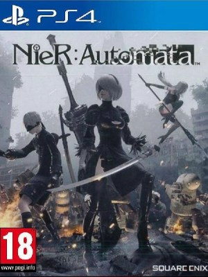 Nier Automata PS4 cover