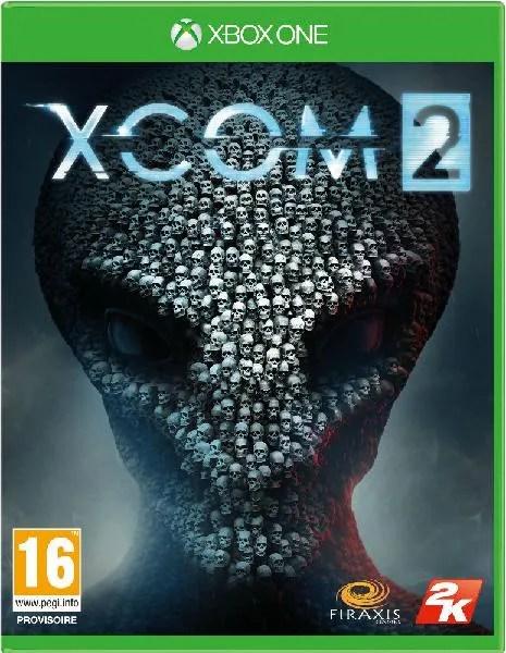 XCOM 2 Xbox One cover