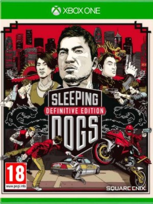 Sleeping Dogs Definitive Edition Xbox One cover