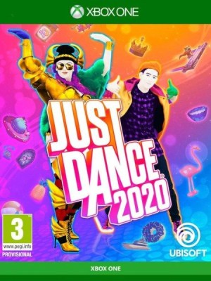Just Dance 2020 Xbox One cover
