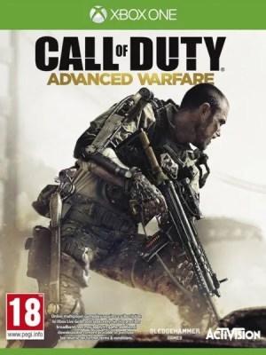 Call of Duty Advanced Warfare Xbox One cover