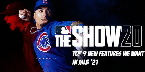 MLB The Show 20: Top 9 Features We Want In The Next Game