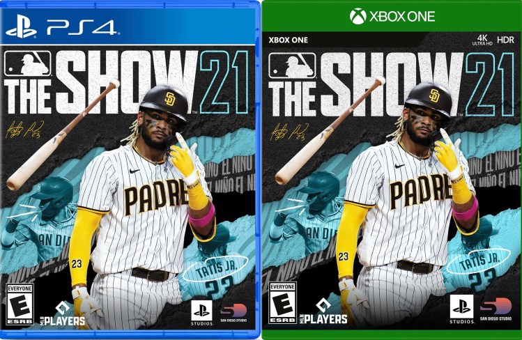 MLB The Show 21 (2021)