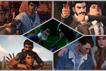Episodic Game Collage