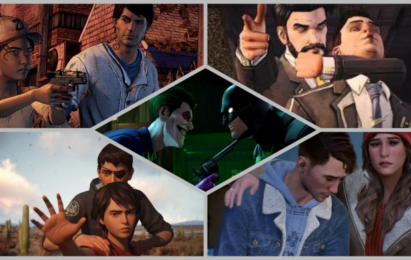 Episodic Game Collage