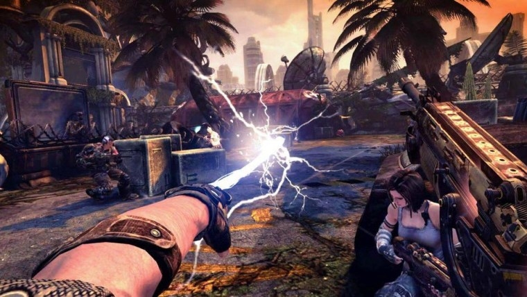 One Can Only Dream Of A Bulletstorm Sequel...