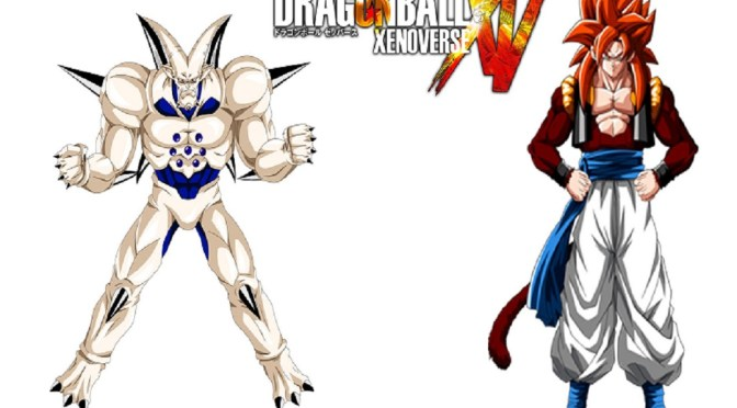 Dragonball Xenoverse How to Start Dragonball GT
