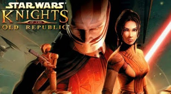 Bastila Shan in Knights of the Old Republic