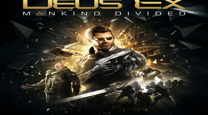 Deus Ex Mankind Divided Missions Synopsis