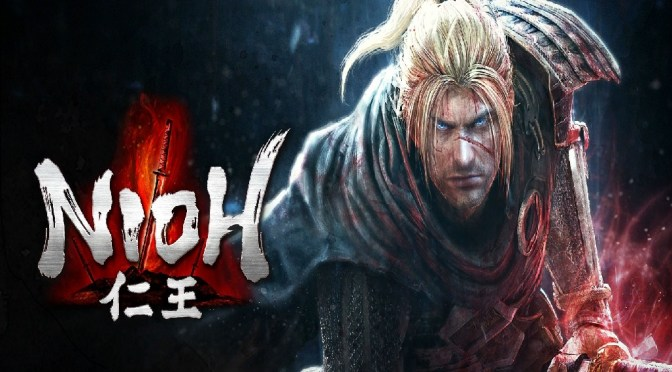 Nioh Use Weapons and Items