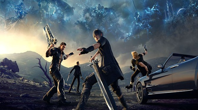 Final Fantasy XV Walkthrough Begins