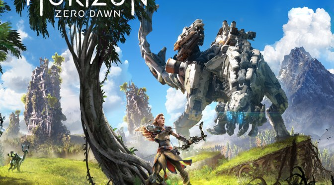 Horizon Zero Dawn Walkthrough Game Guide