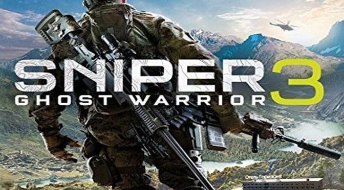 Sniper Ghost Warrior 3 Level Up Skills Guide